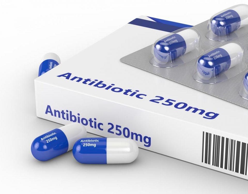 مقاومت آنتی بیوتیکی
